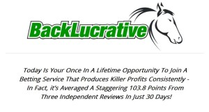 BackLucrative Review