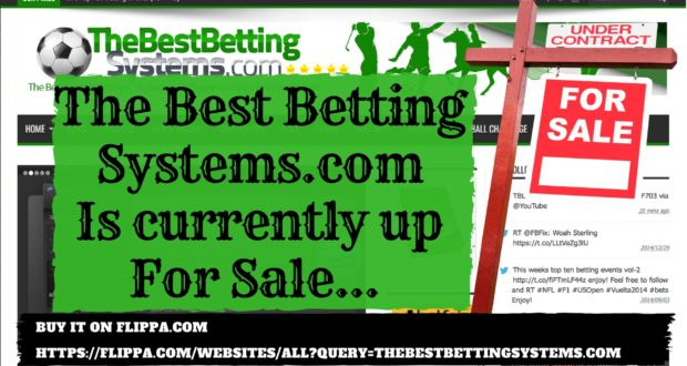 The Best Betting Systems.com